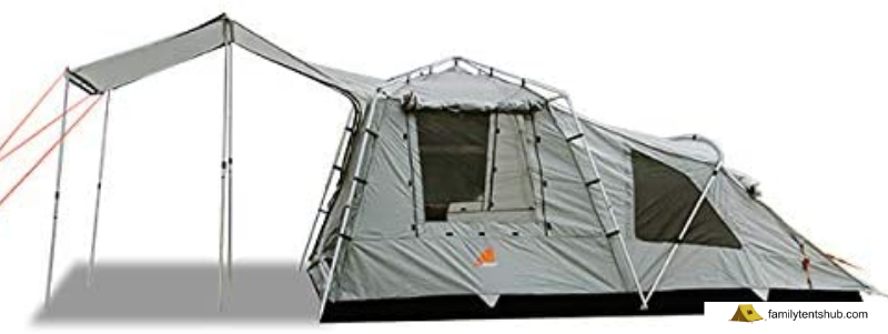 Oxley Oztent Lite 7 Quick Set