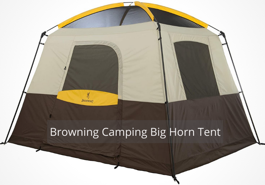 Browning Camping Big Horn Tent.